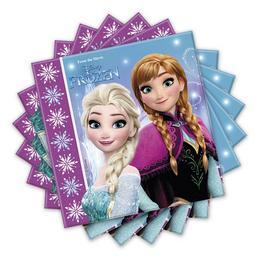 Frozen - Jégvarázs Északi Fény Parti Szalvéta
