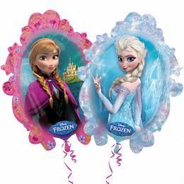 Frozen - Jégvarázs Super Shape Héliumos Lufi