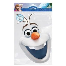 Frozen - Jégvarázs - Olaf Karton Maszk