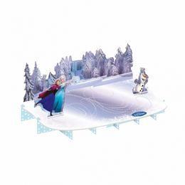 Frozen - Jégvarázs Torta Tartó Állvány