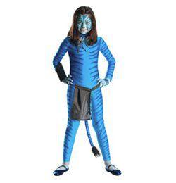 Avatar - Neytiri Farsangi Jelmez Gyerekeknek, L-es
