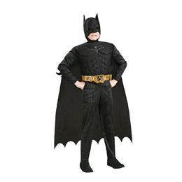 Fekete Batman Farsangi Jelmez Gyerekeknek, L-es