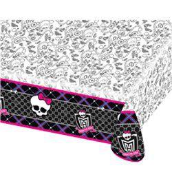 Monster High Parti Asztalterítő - 120 cm x 180 cm