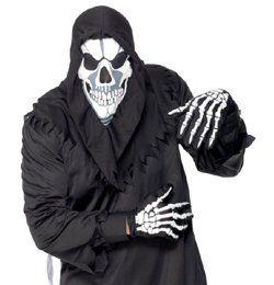 Kesztyű Csontváz Ujjakkal Gyerekeknek  3ba24d3c30