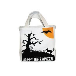Halloween Mintás Vászontáska