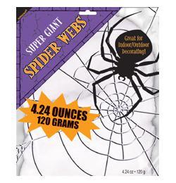 Fehér Pókháló - 120 gramm