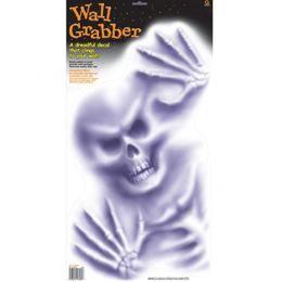 Csontvázas Faldíszlet Halloweenre