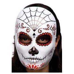 Halottak Napja Maszk Halloween-ra