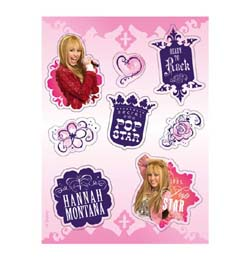 Hannah Montana Matrica - 8 db-os