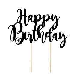 Happy Birthday Feliratos Szülinapi Tortadísz