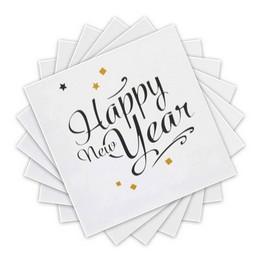 Happy New Year Golden Wishes Szalvéta Szilveszterre