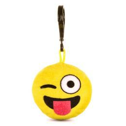 HappyFace Emoji Kulcstartó - Kacsintó