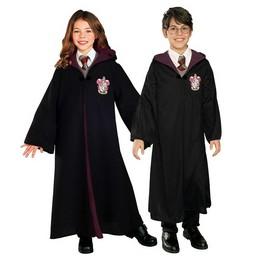 Harry Potter - Griffendél Unisex Kapucnis Köpeny Gyerekeknek - M-es
