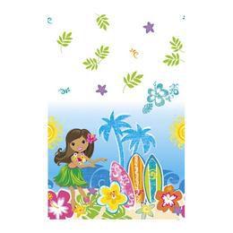 Hawaii Hula Parti Asztalterítő - 137 cm x 213 cm