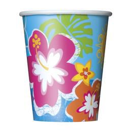 Hawaii Hula Parti Pohár - 270 ml, 8 db-os