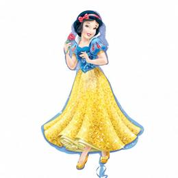 Snow White - Hófehérke Super Shape Héliumos Fólia Lufi