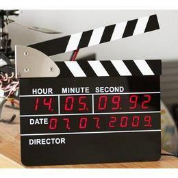 Hollywood Digitális Csapó Óra