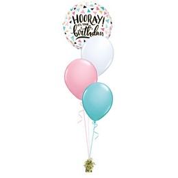 Hurrá Szülinap - Születésnapi Léggömbcsokor