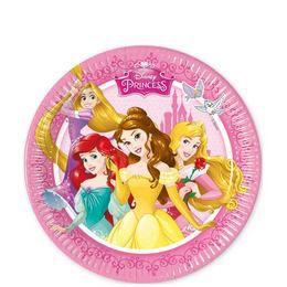 I am Princess Parti Tányér - 20 cm, 8 db-os