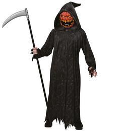Ijesztő Tök Jelmez Halloween-re - 7-8 éveseknek