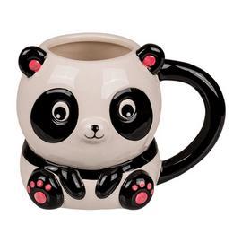 Imádnivaló Ülő Panda Bögre - 350 ml