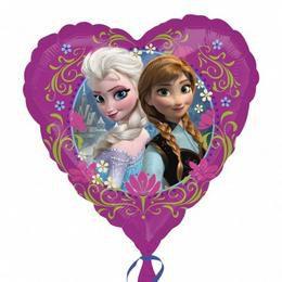 17 inch-es Jégvarázs - Disney Frozen Love - Héliumos Fólia Lufi