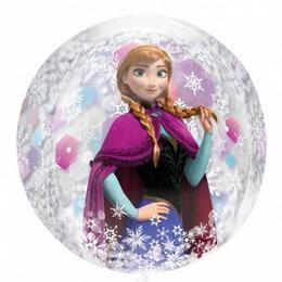 Jégvarázs - Frozen Ultra Shape Orbz Lufi