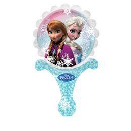 Jégvarázs - Disney Frozen Inflate-A-Fun Levegős Fólia Lufi