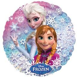 18 inch-es Jégvarázs - Disney Frozen - Holografikus Héliumos Fólia Lufi