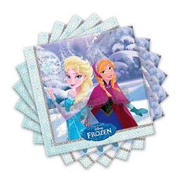 Jégvarázs - Frozen Elsa & Anna Parti Szalvéta