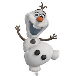 Frozen Olaf - Jégvarázs Super Shape Héliumos Lufi