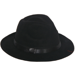 Michael Jackson - Jacko Kalap Fekete Fedora 23fd7f9673