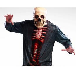Jelmezpóló - Csontváz Menedzser - S