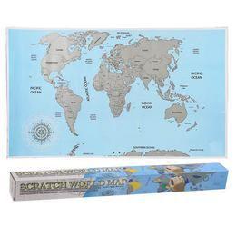 Kaparós térkép - ideális ajándék utazóknak