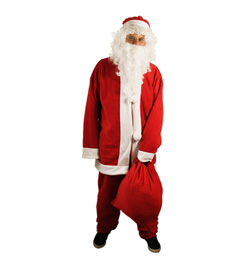 Karácsonyi Lufi és Dekoráció