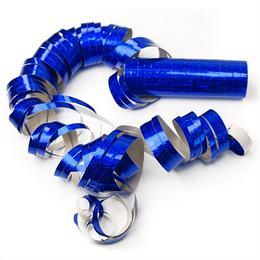 Kék Hologramos Szerpentin