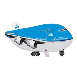 KLM Repülőgép Fólia Lufi