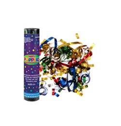 Party Poppers - Szerpentin Kil�v�