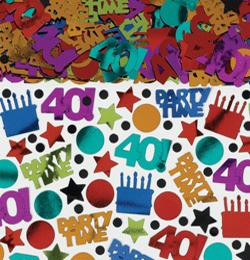 40. Születésnapra
