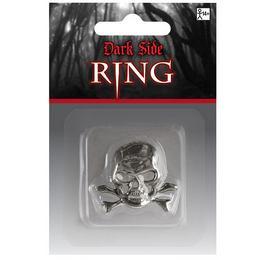 Koponya - Halálfej Alakú Gyűrű