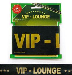 Kordonszalag, VIP-LOUNGE