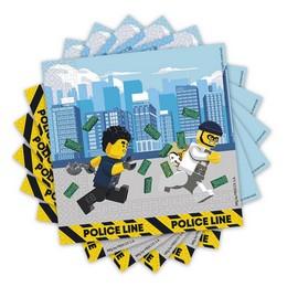 Lego City Parti Szalvéta