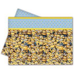 Lovely Minions Parti Asztalterítő - 180 cm x 120 cm