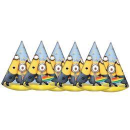 Lovely Minions Parti Csákó, 6 db