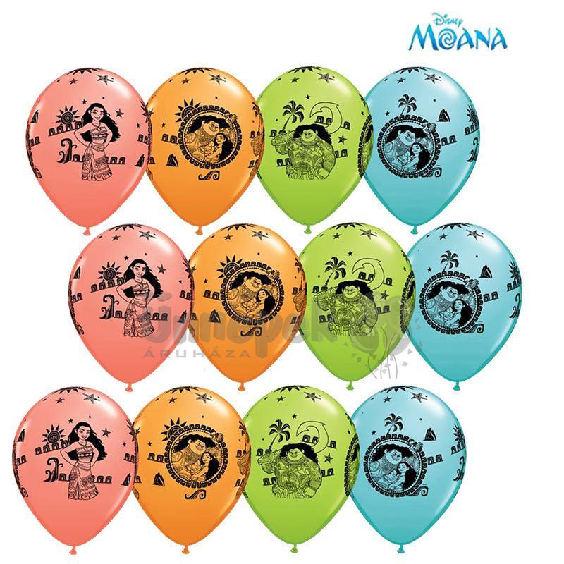 11 inch-es Vaiana (Moana) Spec. Asst. Lufi (25 db/csomag)