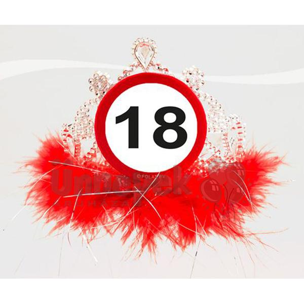 18 szülinapi party 18 as Sebességkorlátozó Számos Szülinapi Parti Tiara 18 szülinapi party