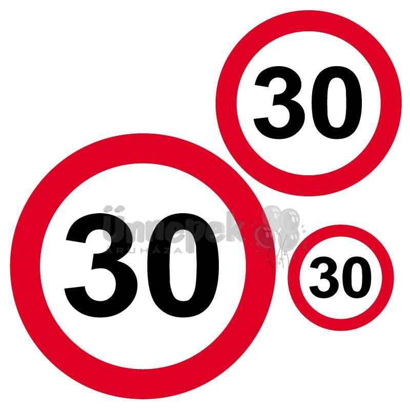20 sebességkorlátozási kérdés