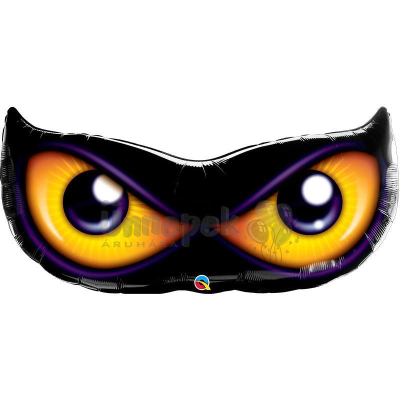 40 inch-es Spooky Eyes - Kísérteties Szemek Halloween Fólia Lufi