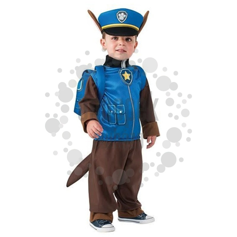 A Mancs Őrjárat - Paw Patrol Chase Jelmez Gyerekeknek - S-es