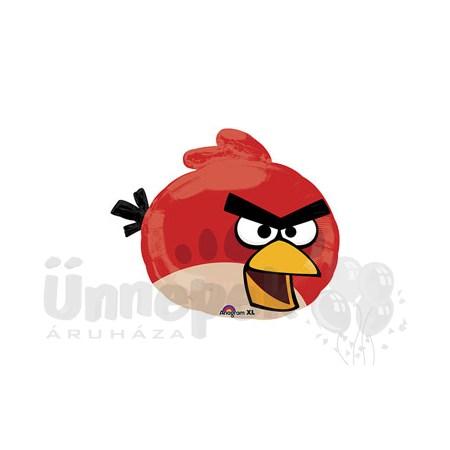 Angry Birds - Piros Madár Super Shape Héliumos Fólia Lufi